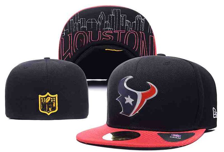 NFL Houstan Texans Fitted Hats--LX
