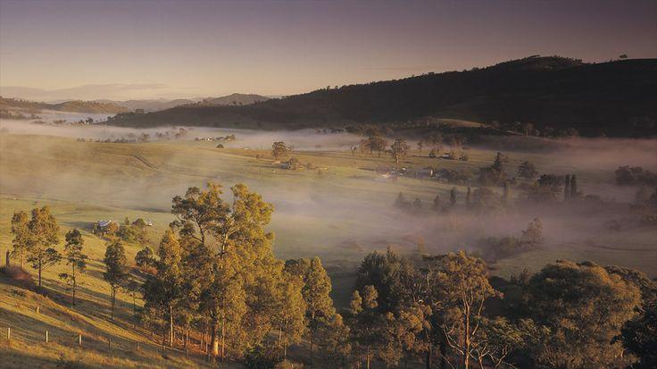 Sunrise, Hunter Valley, NSW, Australia