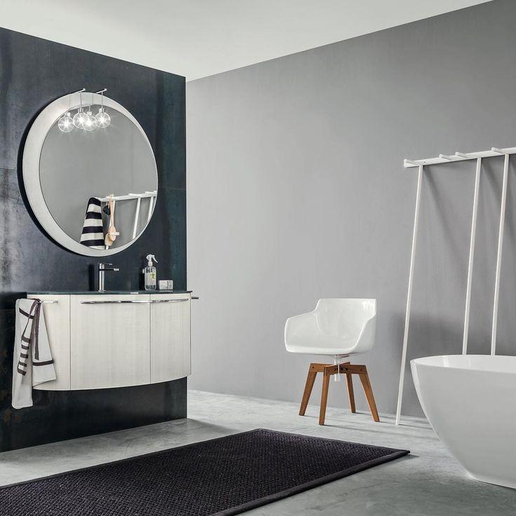 Et bad skal formidle karakter og stil til dem som bruker det til daglig, uten å misse noen detaljer. Dette er INKA #38 fra Arbi, kun hos Norfloor #arbibathroom #arbi #arbiarredobagno #norfloor