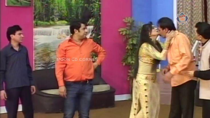 chamkili Full New Punjabi Comedy Stage Show 2014 cast Iftikhar Thakar, Saima khan, Naseem Vicki