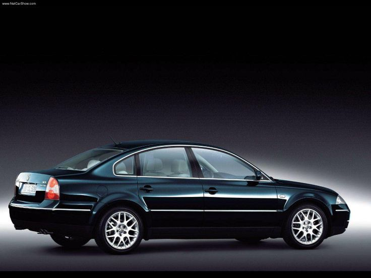 2001 Volkswagen Passat W8