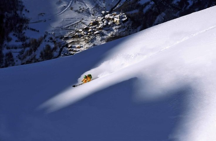 Skiers in search of cheap lift tickets and an off-piste paradise should look no further than the Sainte-Foy-Tarentaise region in France.