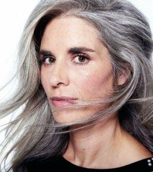 111 best Hair Styles for Gray images on Pinterest