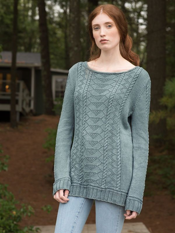 be30903fa Ravelry  Carra pattern by Alison Green Free Knitting Patterns For Women