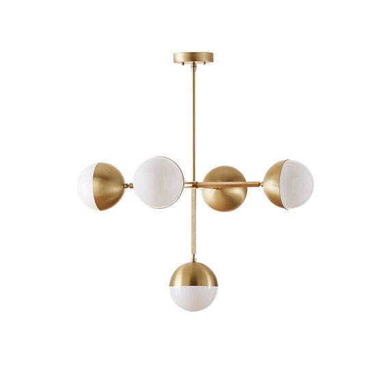 Vertex chandelier