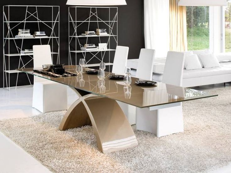 Tokyo Extension Table - Marble Top