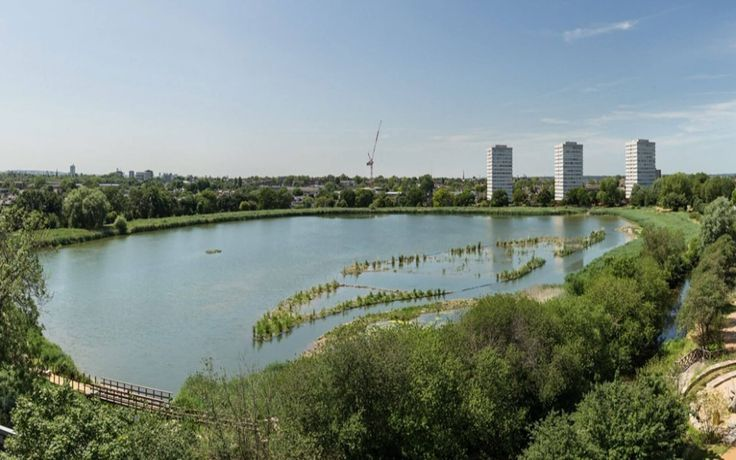 London The Woodberry Wetlands Travel