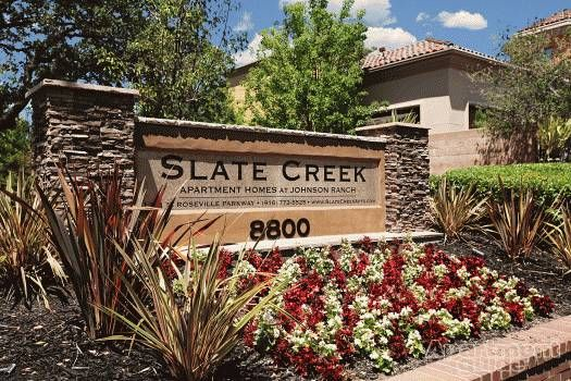 Slate Creek At Johnson Ranch Apartments 1751 East Roseville Parkway  Roseville, CA 95661