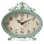 New Items - Aqua Table Clock