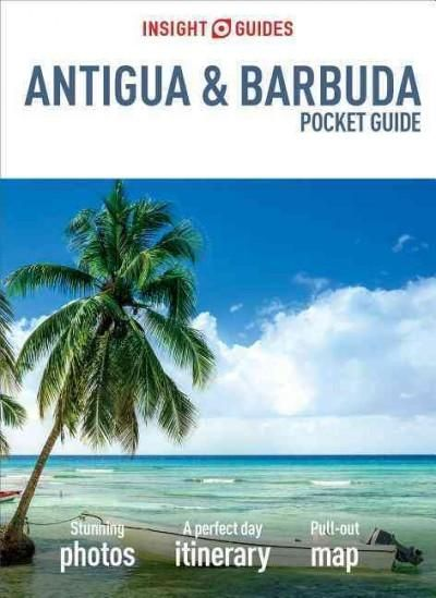 Insight Guides Antigua & Barbuda: Pocket Guide, Blue