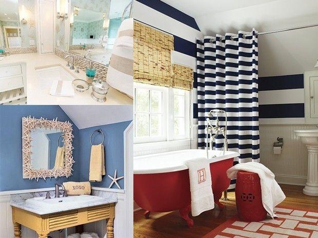 Arredamento per la casa al mare foto tempo libero bagno pinterest shabby - Cucine per case al mare ...