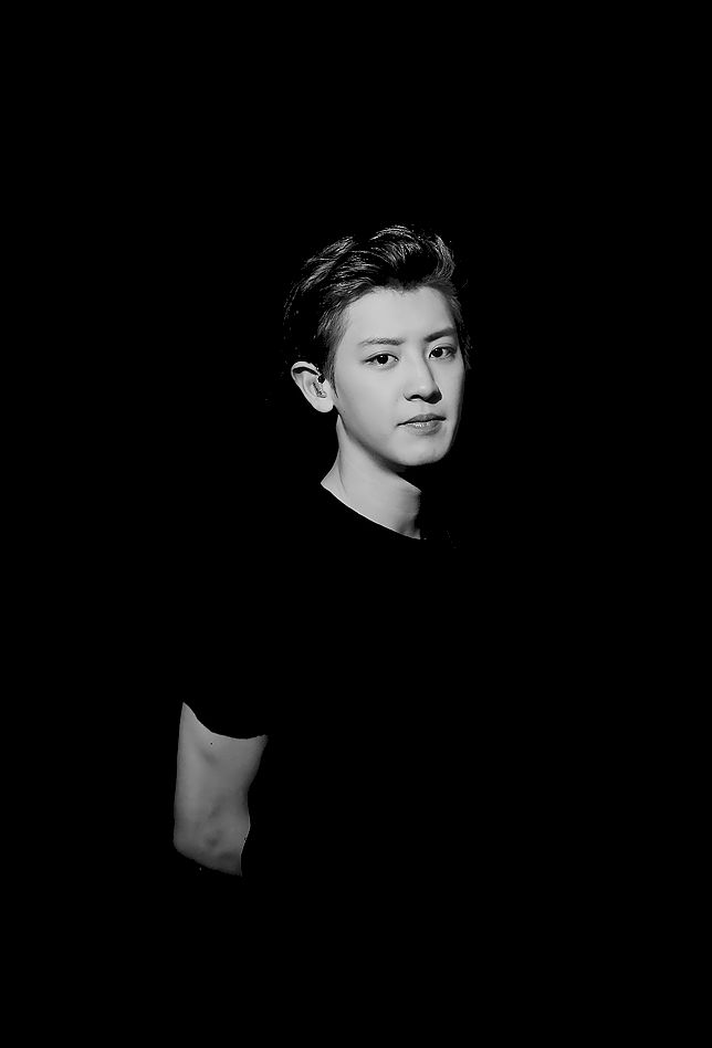 chanyeol || exo omg this is beautiful... Think I'll put it as my phone background for a bit..