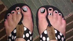 Halloween Toenail Ideas | 10 Unique Halloween Toe Nail Art Designs Ideas Trends Stickers 2014 10 ...