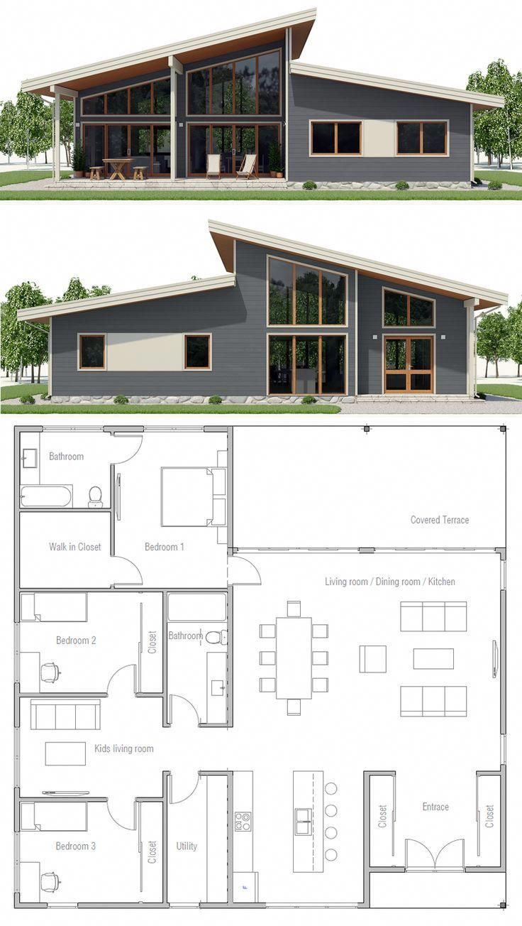 Single Story Home Plan Homeanddecor Sims House Plans Open House Plans Architecture House