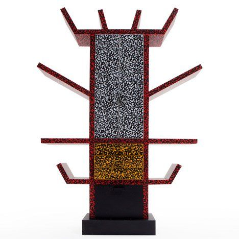 Postmodernism In Design Carlton Bookcase By Ettore Sotts Memphis Milanocasabostmodernismstorage Unitstahitigiftsideboardgalleriesdesign