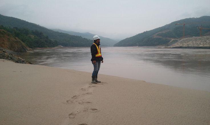 Mae Khong River, Sayaboury, Lao PDR