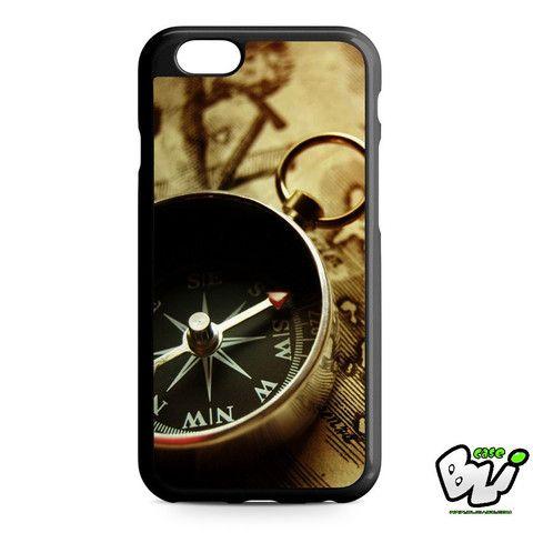 Vintage Compas iPhone 6 Case | iPhone 6S Case