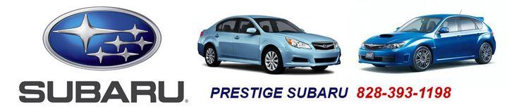 Want the Best? Try Prestige Subaru Dealer in Asheville | Subaru WRX Impreza Outback Forester Legacy Southwest Dealer