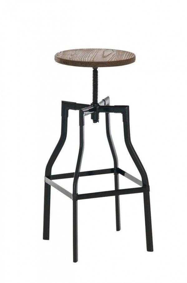 les 25 meilleures id es concernant tabourets de bar industriel sur pinterest tabouret. Black Bedroom Furniture Sets. Home Design Ideas