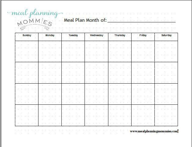 Pic MPM Monthly Meal Planner (scheduled via http://www.tailwindapp.com?utm_source=pinterest&utm_medium=twpin&utm_content=post129948247&utm_campaign=scheduler_attribution)