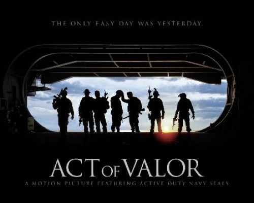 "Watch: Eminem ""Not Afraid"" Act of Valor Trailer"