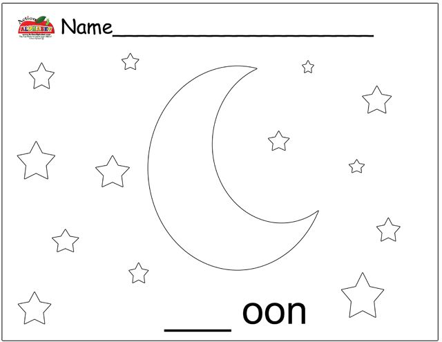17 Best Homeschool: M Is For Moon Images On Pinterest