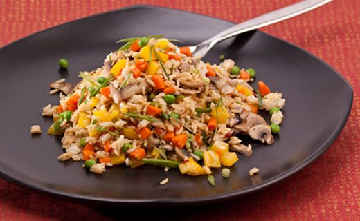 Epicure's Vegetable Fried Rice  (Copyright © Epicure Selections)