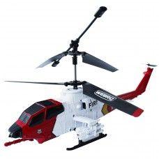 "R/C Plane Helicopter: WebRC - 12"" Ah-1 Cobra Fire Rescue"