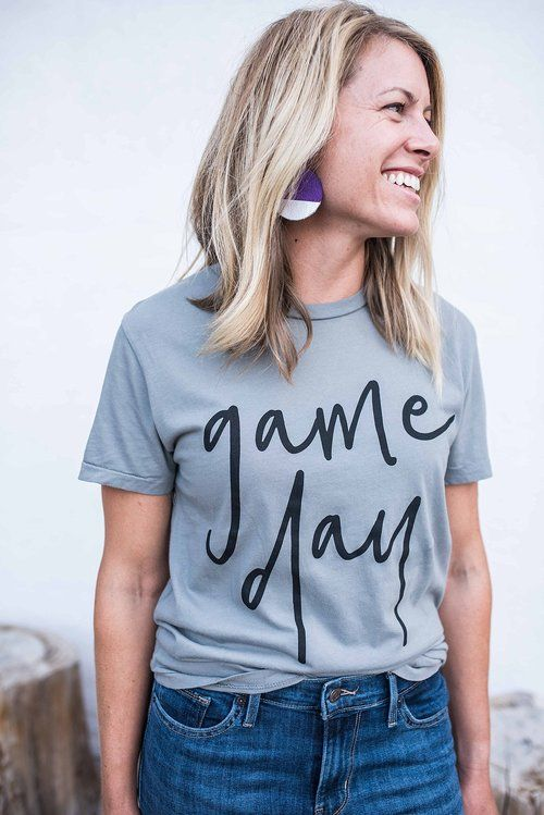 ramble apparel || game day tee || ramble apparel || soft shirts || t shirt style || fall style