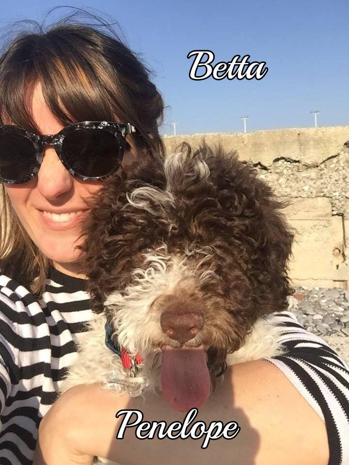 Si sta che è una meraviglia al sole con Penelope e la sua umana Betta #MyDogAnd Me