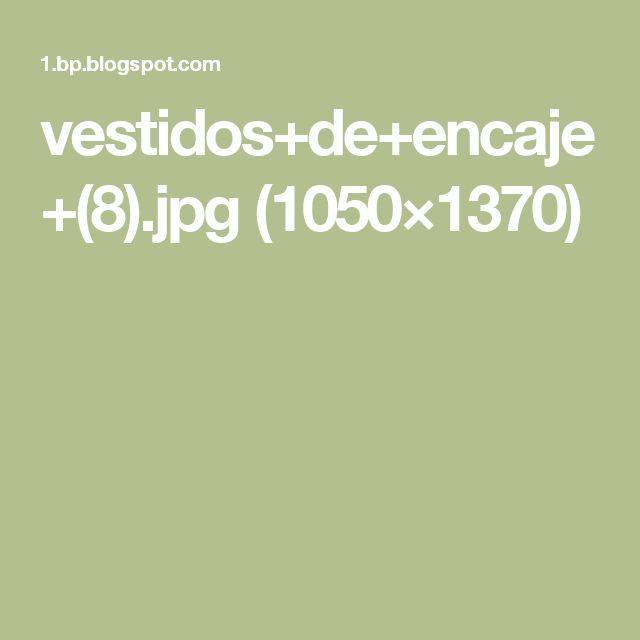 vestidos+de+encaje+(8).jpg (1050×1370)