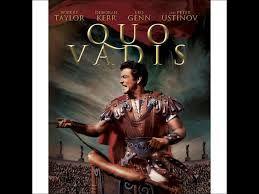 quo vadis | Deborah kerr, Film cristiani, Film