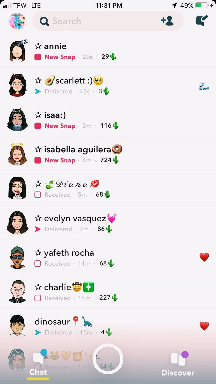 amos jenny24ze instajenny.zamudioo Cute snapchat names