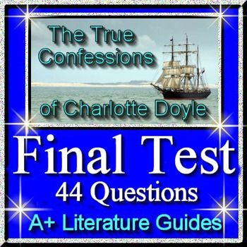 charlotte doyle questions 2 The true confessions of charlotte doyle is a complete 71 page novel study guide the guide is presented chapter-by-chapter and includes the following distinct sections: before you read, vocabulary, comprehension questions (including many higher-level thin.