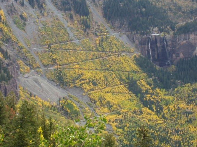 Imogene Pass Trail Race - 17.1 miles: Pass Switchback, Black Bears, Imogen Pass, Bears Pass, Travel, The Buckets Lists, Pass Trail