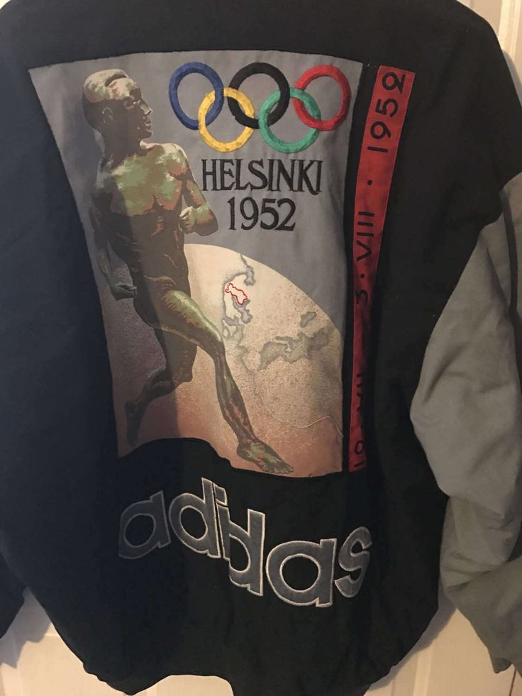 A personal favorite from my Etsy shop https://www.etsy.com/listing/515825147/stockholm-1956-olympics-jacket-xvi