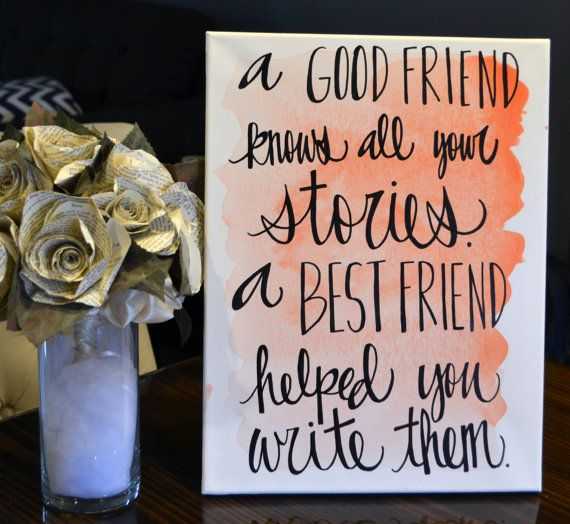 This would make the perfect gift for your best friend, or for your bridesmaids in your wedding party!
