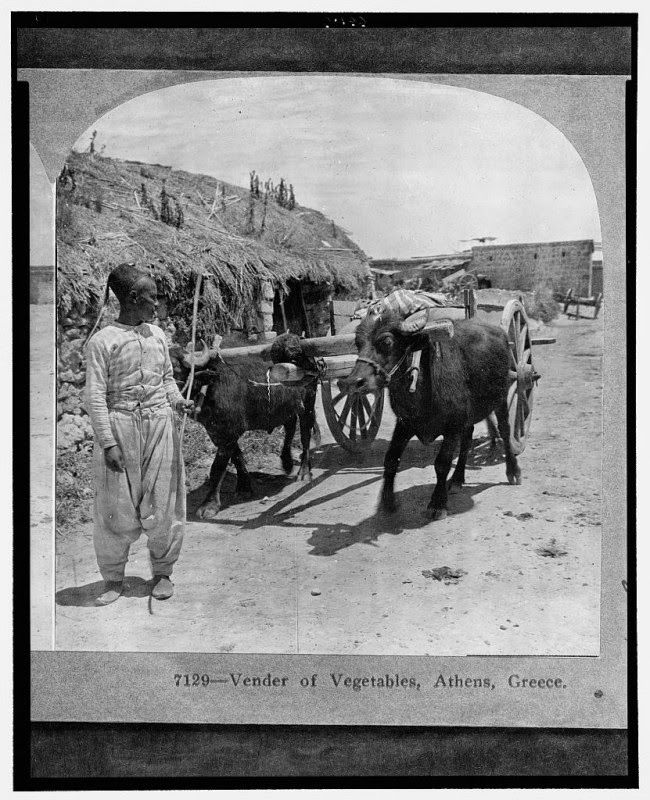 vintage everyday: 34 Vintage Photographs of Greece from the 1910s