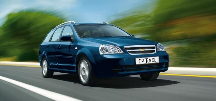 Chevrolet Optra XL 1.6 MT