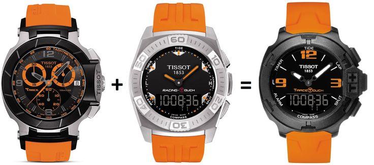 Tissot T Race Touch Aluminum Watch Hands On   hands on