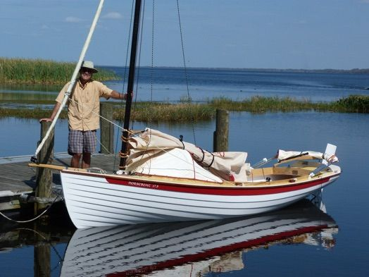 17 Best images about Wooden Sail Dinghy on Pinterest