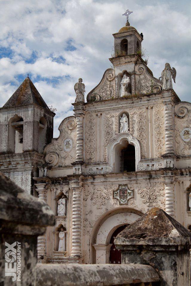 Iglesia La Merced Gracias Lempira