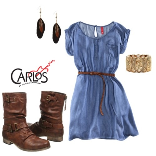 Such a cute cowgirl outfit!