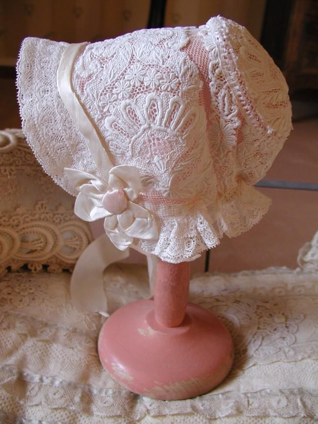 474 best images about christening gowns bonnets bibs on pinterest victorian lace antiques. Black Bedroom Furniture Sets. Home Design Ideas