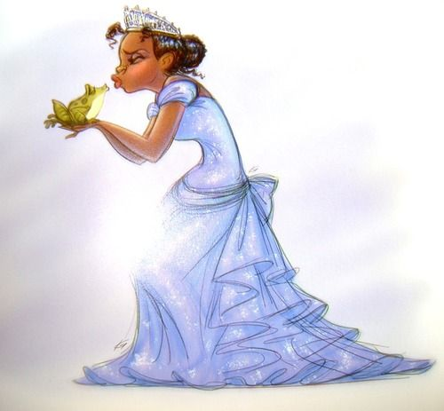 Princess Tiana Art: 113 Best Images About Character Pose