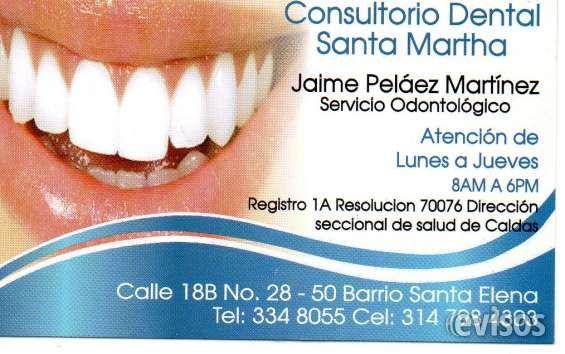 Consultorio Dental Santa Martha en Cali - Colombia Servicio De Odontología ProfesionalLegalmente constitui .. http://cali.evisos.com.co/consultorio-dental-santa-martha-en-cali-colombia-id-478096