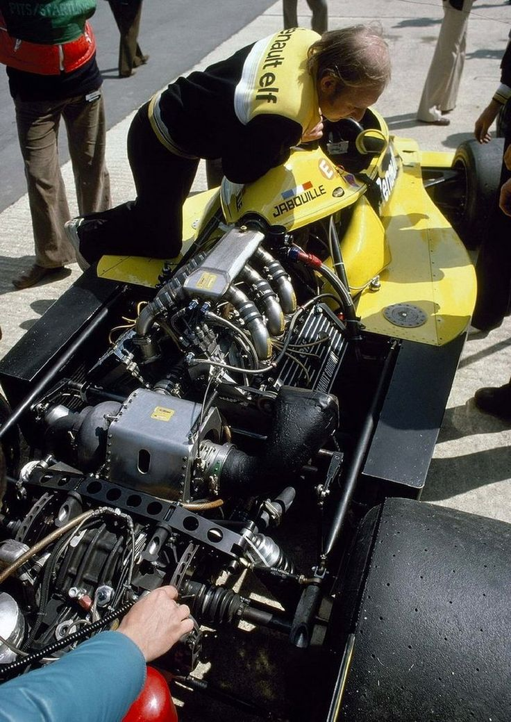Renault Turbo 1977