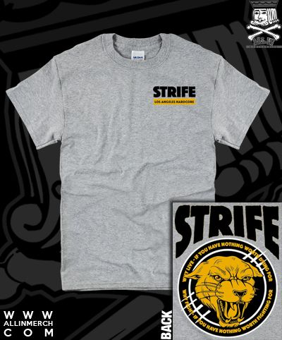STRIFE-DEFIANCE-PANTHER-TEE-ON-HEATHER-GREY