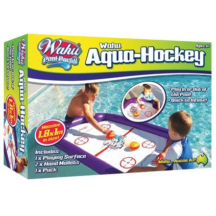 Wahu Pool Party Aqua Hockey