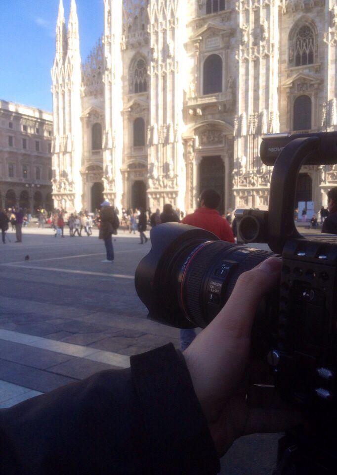 A Milano non è lavoro, è molto di più.